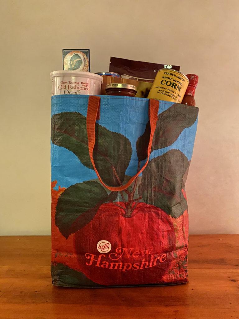 food drive bag